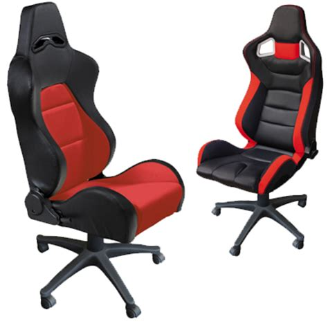 racing seat office chair furniture design