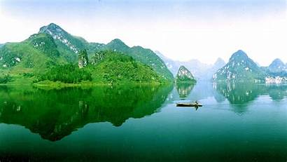 Mountain Lake Wallpapers Chinese Desktop 1920 Nature