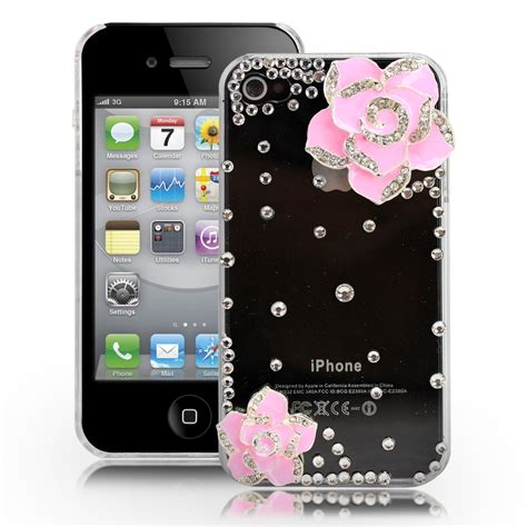 iphone 4s 4g for apple iphone 4 4s 4g shell cover bling