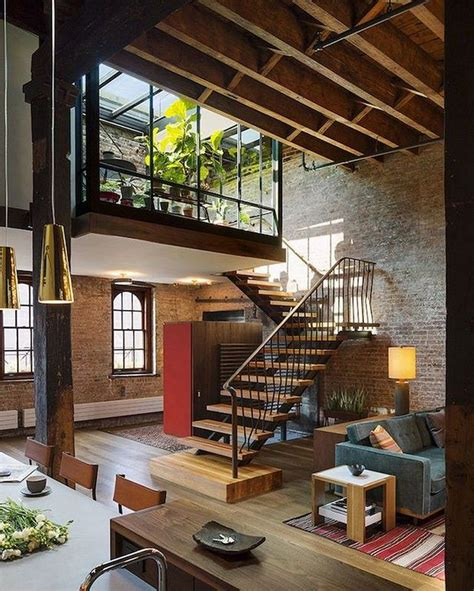 An 1884 Former Caviar Warehouse Loft In Tribeca by 23 Top Interior And Loft Design Ideas In Industrial Style