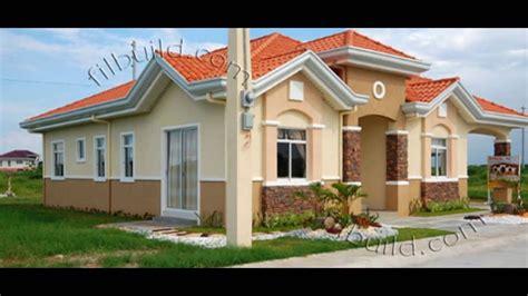 Model House Design Bungalow