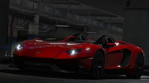 2018 Lamborghini Aventador J Speedster Add On Gta5