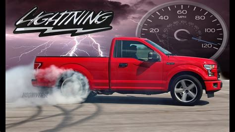ruining tires   pioneer ford built ford lightning