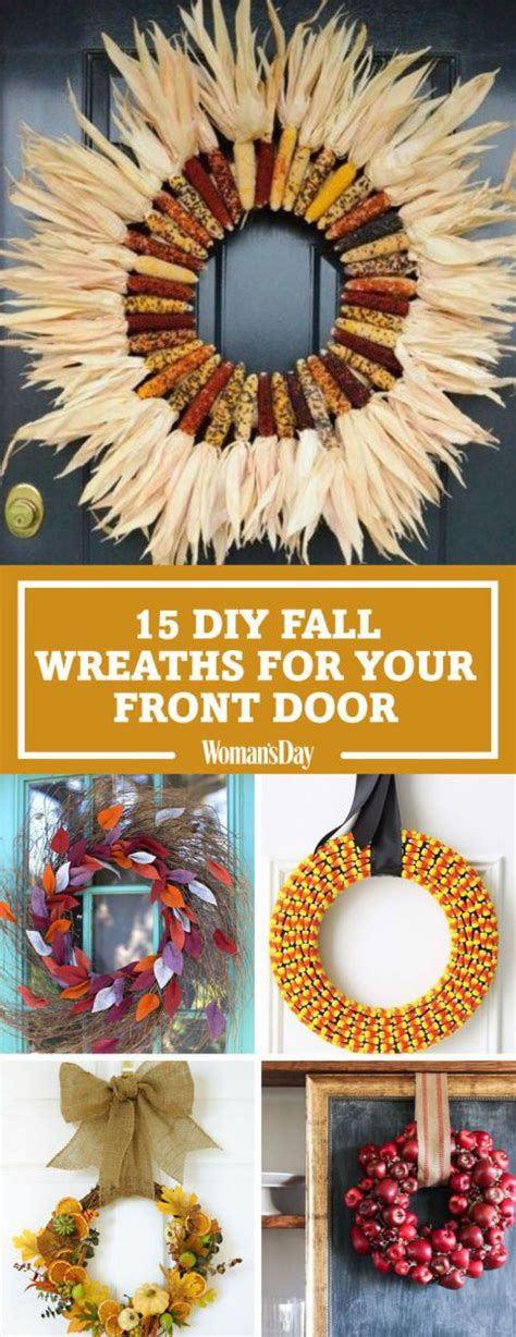31 Best Images About Easy Diy Wreaths On Pinterest