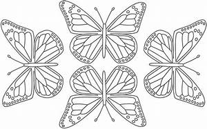 butterfly coloring pages - butterflies pages printable butterfly pages 10179