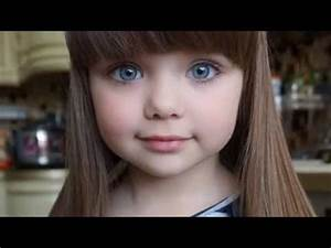 the most beautiful child in the world !! - YouTube