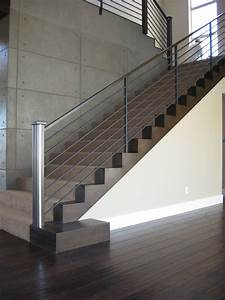 Contemporary/Modern Staircases - Contemporary - Staircase