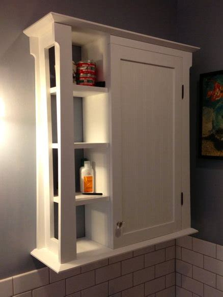 How To Build Bathroom Wall Cabinet Diy Pdf Plans