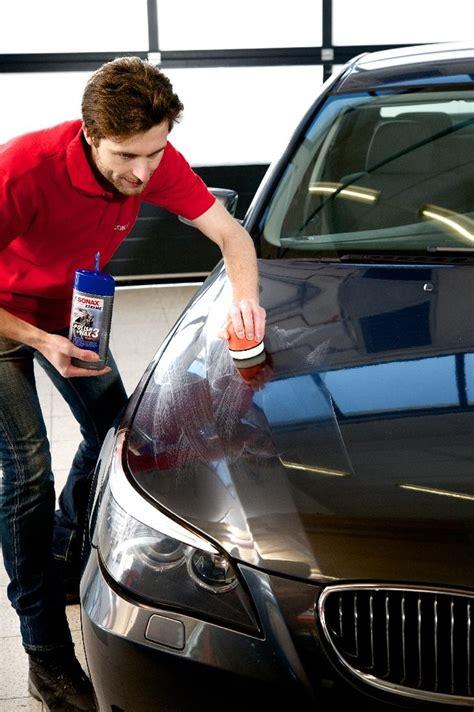 auto polieren mit lackkratzer polieren top vinylboden kratzer beseitigen astonishing sprayless scratch repair