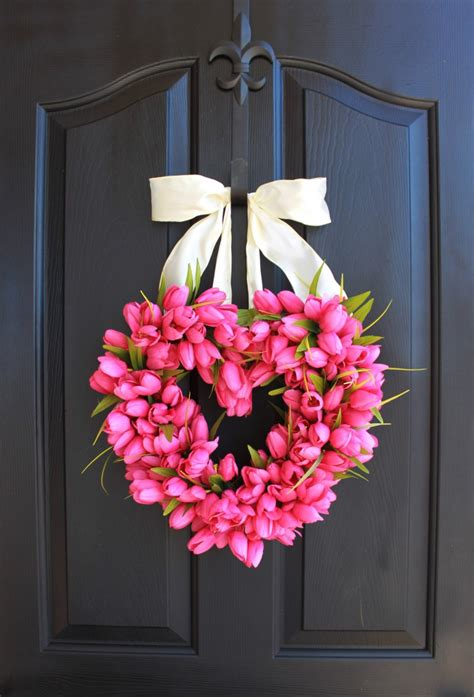 Best Diy Valentine Wreath Ideas And Images On Bing Find What You