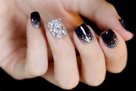 Nail art designs with bling Bling nail designs wallpapers