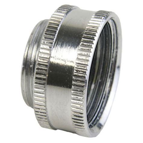 faucet aerator adapter lasco 09 1461nl no lead hose to aerator faucet