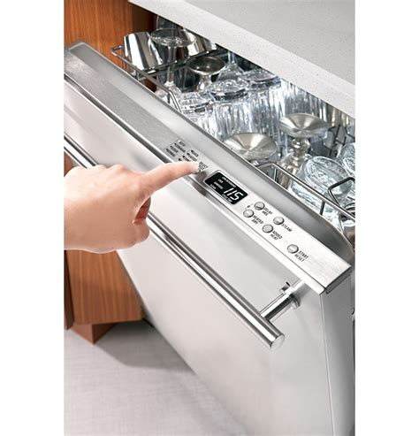 zbdvss ge monogram fully integrated dishwasher  monogram collection