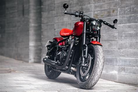 Triumph Modification by 2017 Triumph Bonneville Bobber By Modification Motorcycles