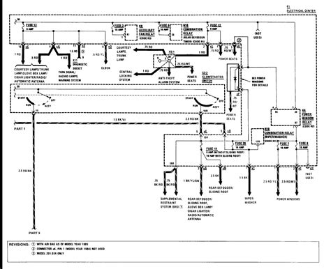 Mercede W210 Wiring Diagram by I Need To Diagnose Why When I Turn The Ignition Switch