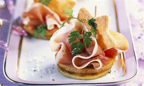 recette canape photos canapé foie gras recette