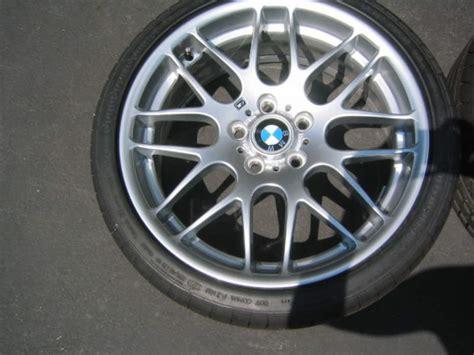 Fs Bmw Oem Csl Wheels Wnew Tires Never Used