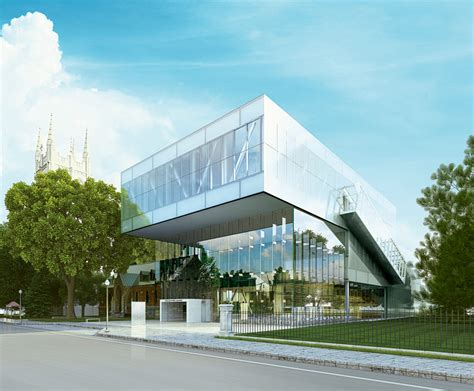 musee d moderne de bold new museum addition rs up for opening canadian