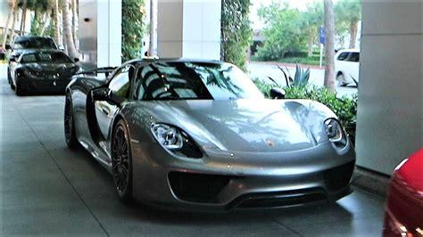 See more ideas about porsche 918, porsche, super cars. Miami Carspotting - Ferrari 812 Superfast, Porsche 918 Spyder, and more! - YouTube