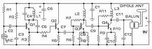 Joy U0026 39 S Blog  2km Fm Transmitter Circuits Diagram With Pcb