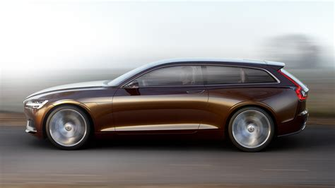 concept estate volvo cars