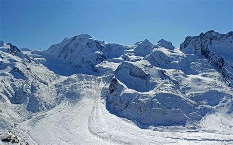 Gletscher Als Naturgefahr