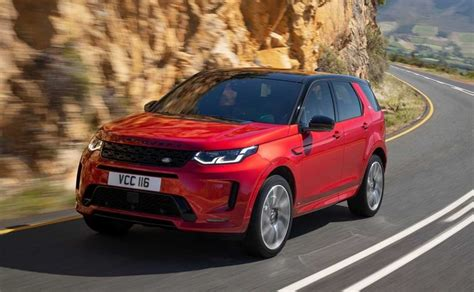 2020 Land Rover Sport by 2020 Land Rover Discovery Sport Details Out Ndtv Carandbike