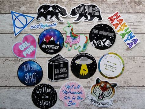 The 25+ Best Ideas About Cool Stickers On Pinterest Winter Home Decorations Pic Of Decoration Mobile Decorating Blogs Rainbow Decor Knitting Birthday Ideas At 101 Decorative Items Online