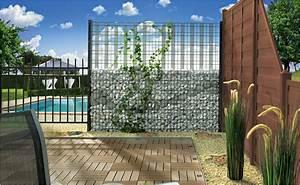 kunststoffzaun infos von hornbach With französischer balkon mit garten kunststoffplatten