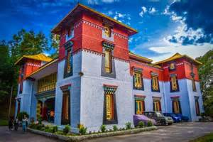 Images of Namgyal Sikkim Tibetology Institute