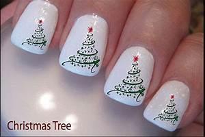 Easy Christmas Tree Nail Art Designs & Ideas 2013/ 2014 ...