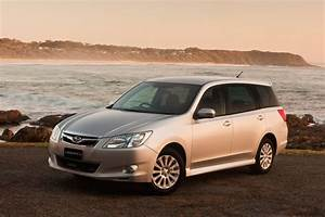 Subaru Liberty Exiga Review CarAdvice