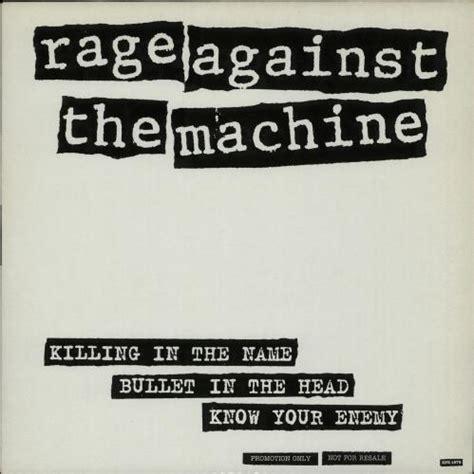Rage Against the Machine Sheet Music Guitar