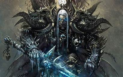 Knight Death Wow Orc Warcraft Wallpapers Desktop