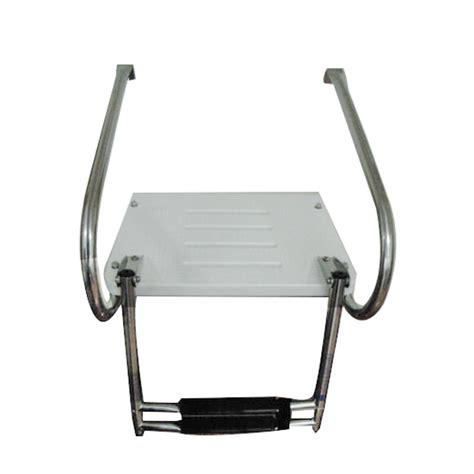 Boat Swim Platform With Ladder For Sale by Purchase Boat Ladder Boat Inboard Fiberglass Swim Platform