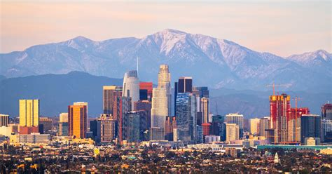 Los Angeles by How Los Angeles Is Helping Lead The Fight Against Climate