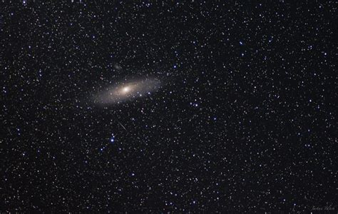 Andromeda Galaxy Nearest Large Spiral Astronomy