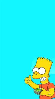 iphone design iphone 7 plus tv show the simpsons wallpaper id 128538
