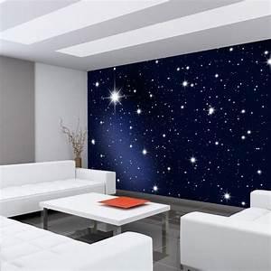 Sternenhimmel Fürs Schlafzimmer : fototapete sternenhimmel ~ Michelbontemps.com Haus und Dekorationen