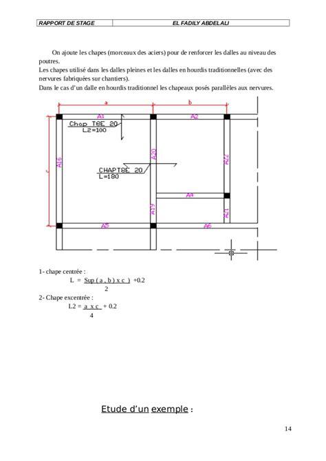 exemple rapport de stage au bureau d etude btp t 233 l 233 charger www go