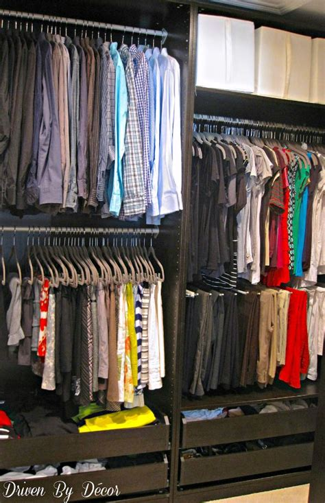 ikeas pax closet system  good  bad  ugly driven  decor