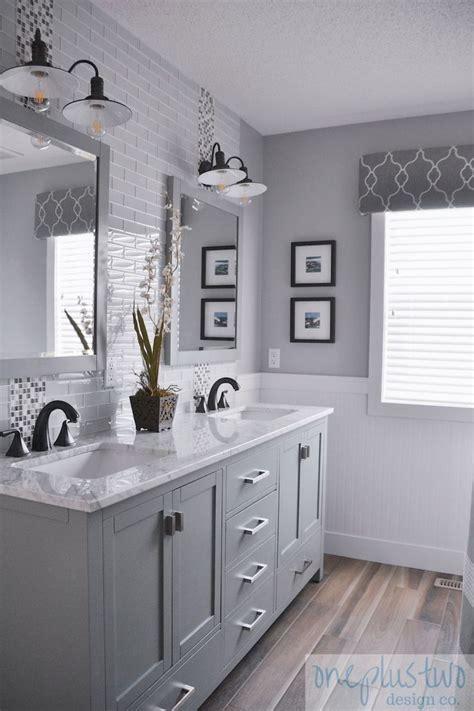main bathroom renovation reveal bathroom interior