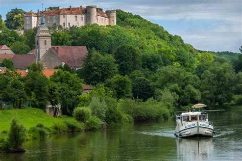 Boating Holidays & French Wine In Burgundy Saône