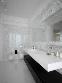 black white bathroom ideas black white contemporary bathroom design interior design ideas