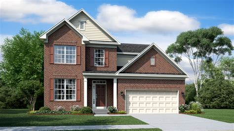 Single Family Houses : Parkside At Westphalia Single-family Homes-new Homes In