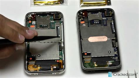 official iphone  gs battery replacement video