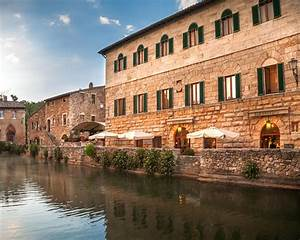 Hot Springs Of Bagno Vignoni