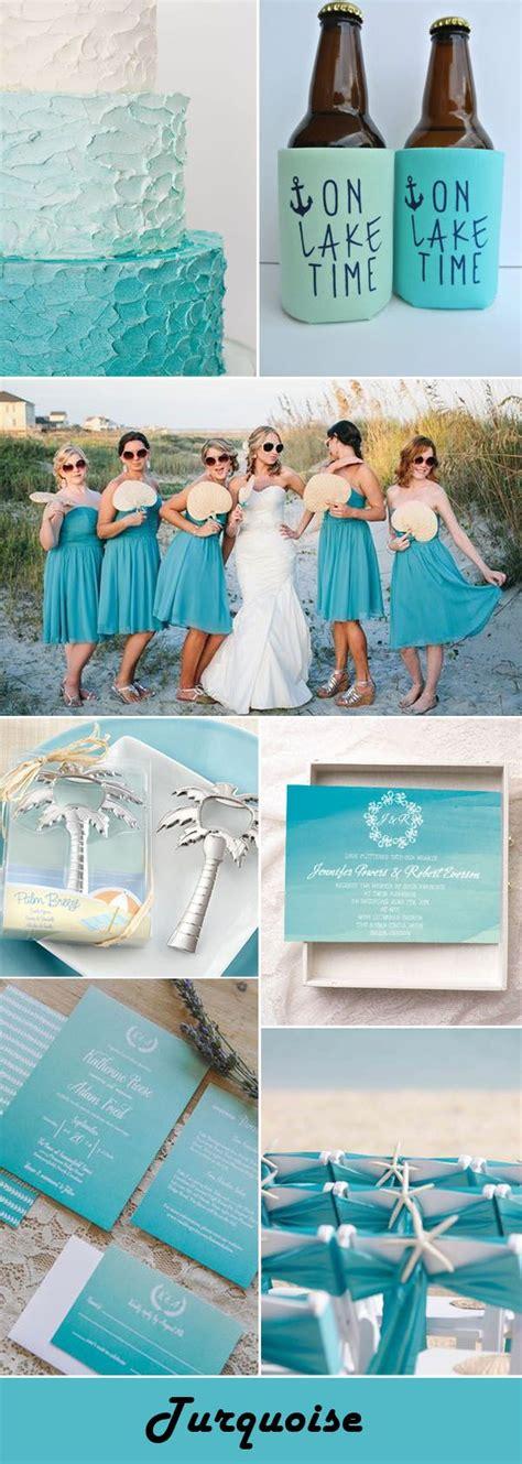 ideas  turquoise beach weddings  pinterest
