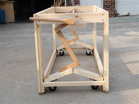 Wheeled Kitchen Island - benchcrafted split top roubo bench build page 6 talkfestool hout bench