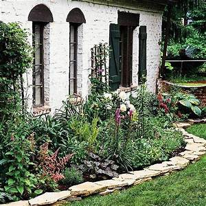 Beautiful, Stone, Borders, Stacked, Stones, Natural, And, Beautiful, Stone, Borders, For, Landscaping